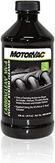 CPS MotorVac CarbonClean MV4 Intake System Cleaner (Case of 12x8oz)