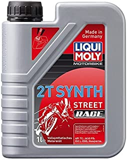 LiquiMoly Racing Synth 2T 1L (Pack of 2)