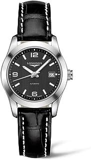 Longines Conquest Classic Black Dial Automatic Ladies Watch L22854563