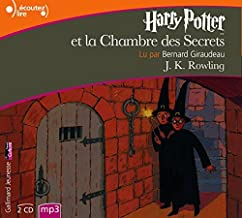Harry Potter, II : Harry Potter et la Chambre des Secrets [Livre Audio] [MP3 CD] (French Edition) by Joanne K Rowling (2013-05-26)