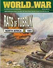 DG: World at War Magazine #64, with Rats of Tobruk Boardgame