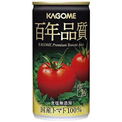 カゴメ 百年品質トマトジュース 190g缶×30本入