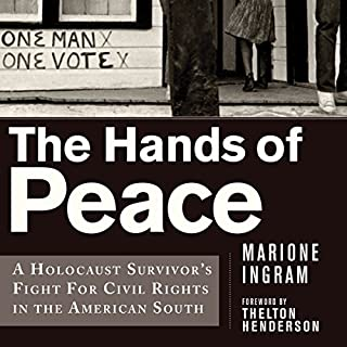 The Hands of Peace audiobook cover art
