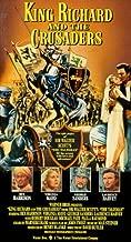 King Richard & Crusaders VHS