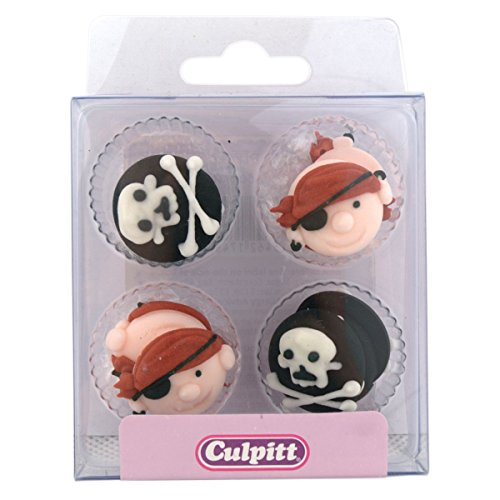 Pirate Cake Decorations