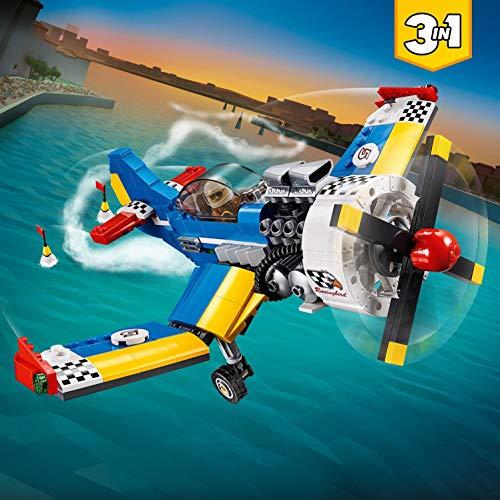 レゴ(LEGO)クリエイターエアレース機31094知育玩具ブロックおもちゃ女の子男の子