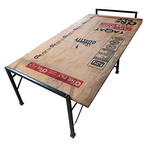 AARAM CHARPAI UDYOG Plywood Folding Bed   Bed Size 36x72