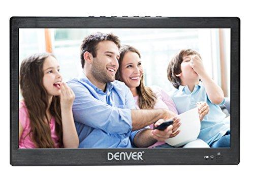 Denver LED-1031Televisor LED portátil con sintonizador de...
