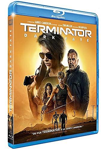 Terminator: Dark Fate [Blu-Ray] [Region Free] (Deutsche Sprache. Deutsche Untertitel)