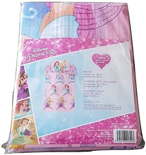 Disney Juego de sábanas para niña...