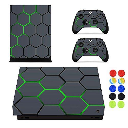 Xbox One X Pegatina Decals Morbuy Skin Adhesivo de Vinilo Stickers Cover...
