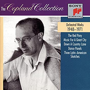 The Copland Collection: Orchestral Works 1948-1971