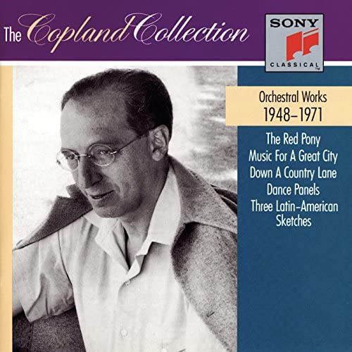 Aaron Copland, Leonard Bernstein