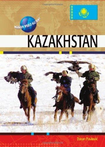Kazakhstan (Modern World Nations (Hardcover)) (English Edition)