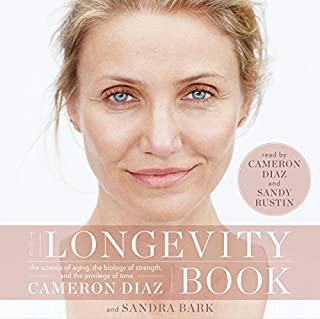 The Longevity Book cover art