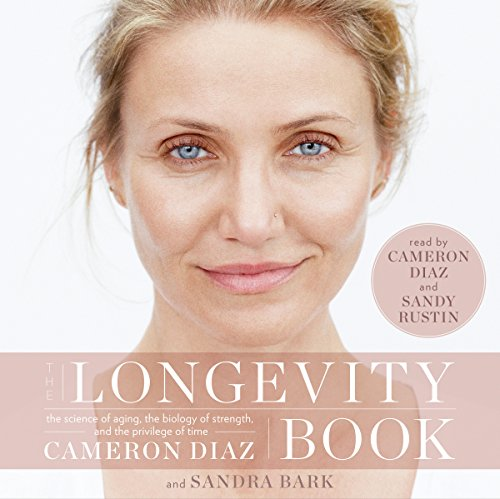 The Longevity Book audiobook cover art