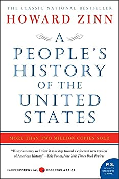 Paperback A People's History of the United States Book