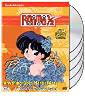 Ranma 1/2 Season Two: Anything Goes Martial Arts [DVD] [Import]