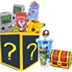 Toynk Super Mario and Nintendo LookSee Collectors Box