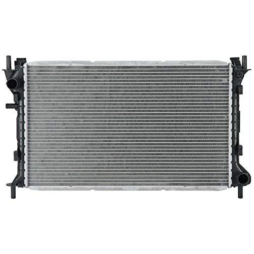 02 ford focus radiator - 2