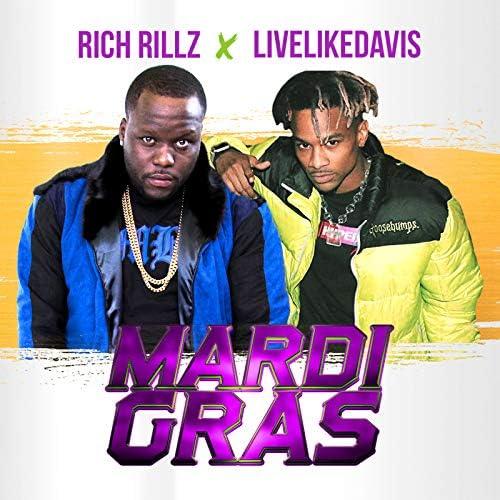 Rich RILLZ feat. LiveLikeDavis