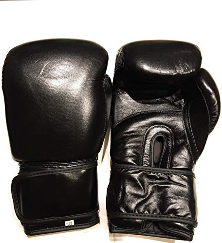 Woldorf USA Top Grade Leather Boxing Gloves for Men and Women -...