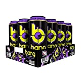 Bang Energy Drink 12 pack, Purple Guava Pear