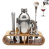 Best Bar Sets - ADTZYLD Bartender Kit Cocktail Shaker Set,Bar Set Review