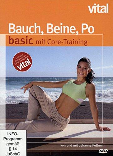 Bauch, Beine, Po - basic mit Core-Training
