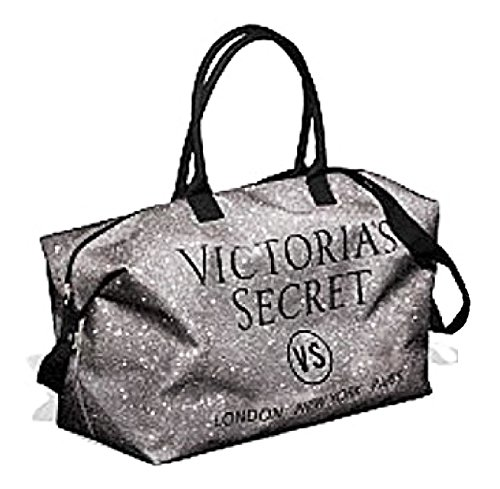 Victorias Secret Popup Weekender Tote Bag, Holiday 2015 Limited Edition