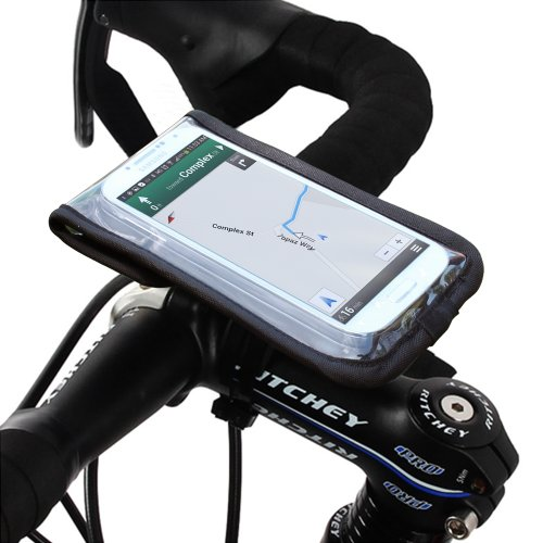 Satechi サテチ RideMate 自転車用スマートフォンホルダー (iPhone 6, 5S, 5C, 5, 4S, 4, BlackBerry Torch...