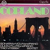 Copland,Aaron: Kammermusik