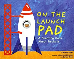 on the launch pad - teaching numbers book
