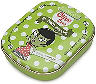 Cuidados Expositor Lip Balm Zero - Bálsamo labial sin derivados del petróleo, 25ml