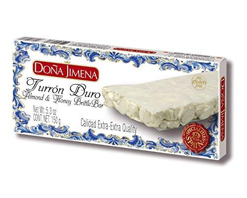Turrón Duro Extra Doña Jimena 150G