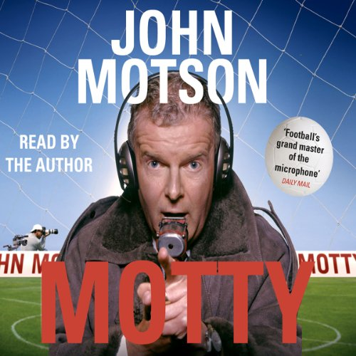 Motty - On the World Cup audiobook cover art
