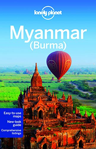 Myanmar (Burma) 12 (Country Regional Guides)