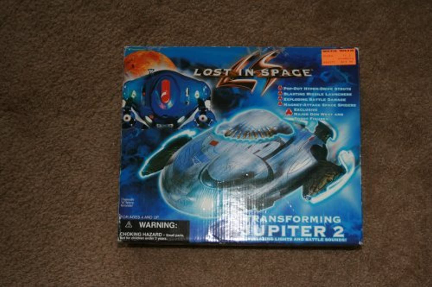 Lost in Space - Transforming Jupiter 2 by Lost In Space