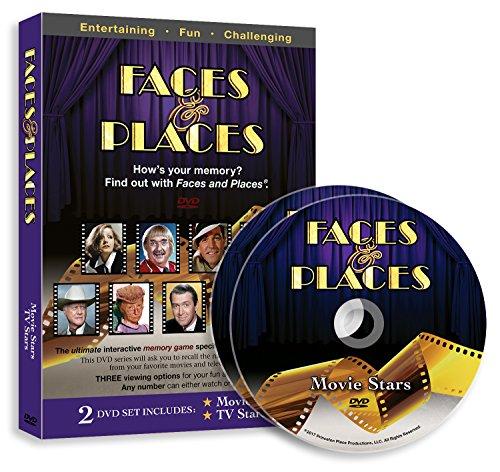 Faces & Places - Movie Stars I & TV Stars I