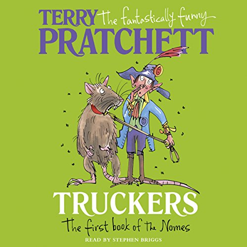 Truckers audiobook cover art