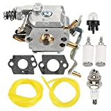 ATVATP W47 C1M-W47 Carburetor for Poulan Pro PP5020AV Carburetor PP5020...
