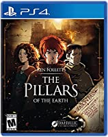 The Pillars of The Earth PlayStation 4 地球の柱 プレイステーション4 北米英語版 [並行輸入品]