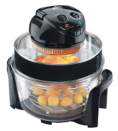 VisiCook Halogen Oven 2015 with Sleeved Extender Ring and Cool