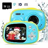 Best Digital Camera For Kids Waterproofs - Kids Camera Waterproof OUKITEL Q1 Digital Underwater Video Review