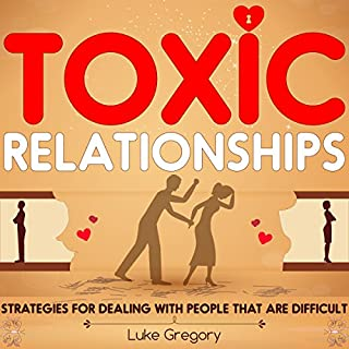 Toxic Relationships audiobook cover art