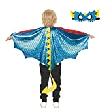 Dragon Wings Costume Mask for Kids...
