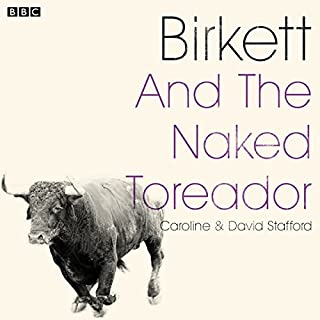 Birkett and the Naked Toreador cover art