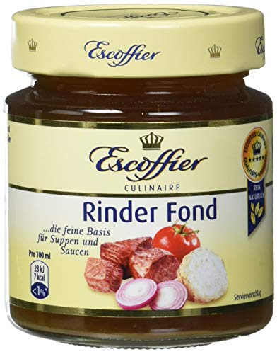 Escoffier Rinder-Fond, 3er Pack (3 x 200 ml)