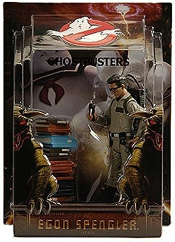 Mattel Ghostbusters Exclusive 6 Inch Action Figure Dr. Egon Spengler With PKE Meter by Mattel (English Manual)