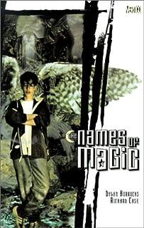 The Names of Magic (DC Comics Vertigo)